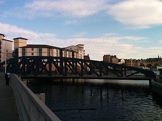 Victoria Swing Bridge