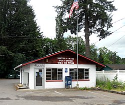 Vida's post office