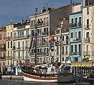 Vieux Crabe (ship, 1951), Sète cf01.jpg