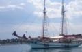 Vieux grement dans le vieux port de Spetses.png
