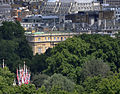 View from Westminster Cathedral 2011 Lancaster House.jpg