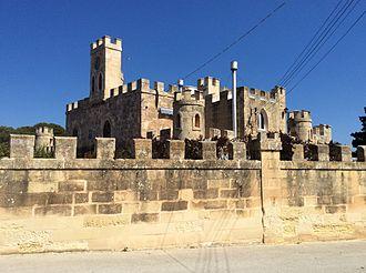 Wardija - Castel Bertrand