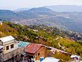 View of Murree From Hotel Situated on Mall Road.jpg
