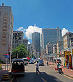 View south along Xinghu Road, Shenzhen, China.jpg