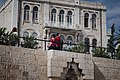 Views in October 2019 walking around the Damascus Gate of the Old City of Jerusalem 30.jpg