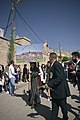 Views of the Palm Sunday festival and parade in 2018 in alQosh, a Chaldean Catholic town 04.jpg