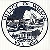 Official seal of Wilson, New York
