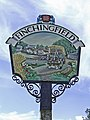 Village Sign at Finchingfield, Essex - geograph.org.uk - 661786.jpg