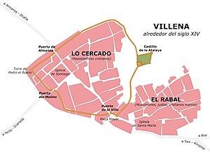 Villena Wikipedia La Enciclopedia Libre