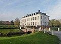 Villeneuve d'Ascq, château du Sart, Club house du Golf du Sart.jpg