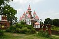 Vishnu Mandir and Hanseswari Mandir - Bansberia Royal Estate - Hooghly - 2013-05-19 7483.JPG