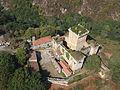 Vista aérea del castillo de Pambre 8.JPG