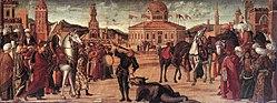Viktor Karpaçi: Triumph of Saint George