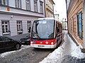 Vlašská, elektrobus.jpg