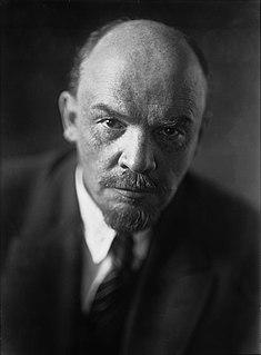 Vladimir Lenin Russian politician, communist theorist, and founder of the Soviet Union (1870–1924)