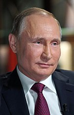 Vladimirus Putin 2018