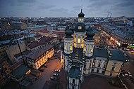 Vladimirskaya сhurch (view from belfry).jpg