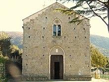 Il romanico santuario di Nostra Signora della Salute a Volastra