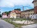 Volyně, nábřeží Dr. Kafky, továrna (01).jpg