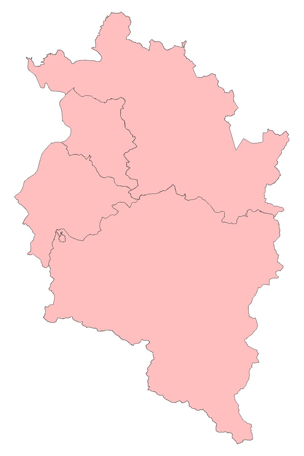 Vorarlberg Bezirke