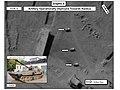 Vue satellite au 08 février 2012 - Graphic 6 de 9 - Artillerie opérationnelle déployée en vue de Rankus.jpg