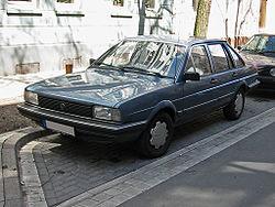 Pre Facelift Volkswagen Santana