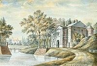 Vysokаŭski zamak. Высокаўскі замак (N. Orda, 1876).jpg