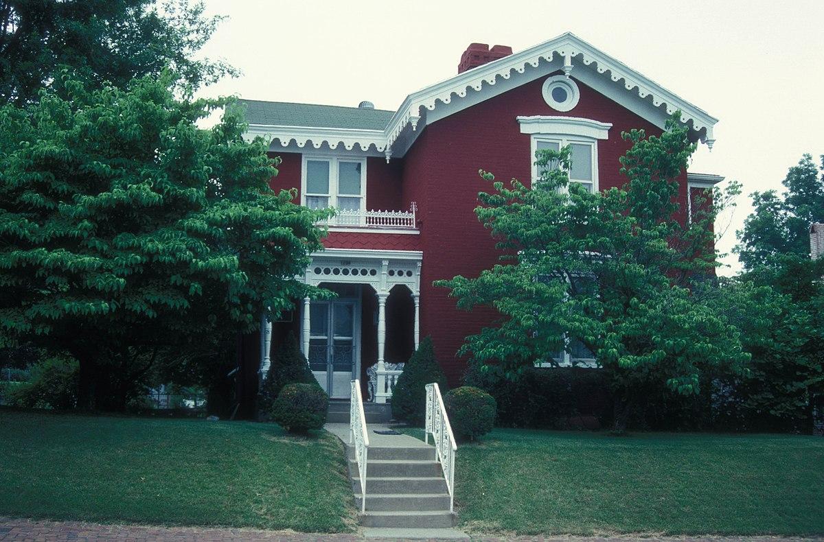 Waddell House Lexington Missouri Wikipedia
