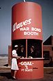 WAVES War Bond booth int he Mid-Western US in World War II.jpg