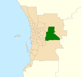 Electoral district of Kalamunda