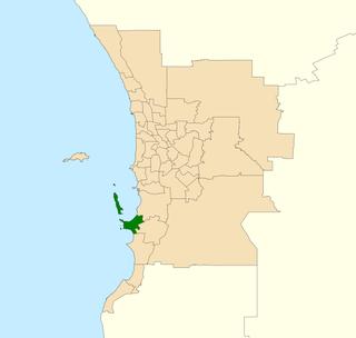 Electoral district of Rockingham State electoral district in Perth, Western Australia