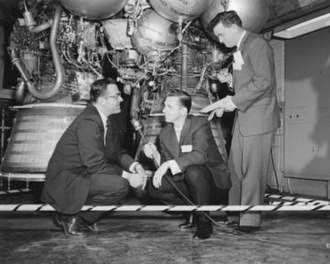 WHK (AM) - WHK Centaur interview at the Space Power Chamber (December 1963)