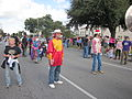 WWOZ 30th Parade Elysian Fields Lineup Finn Hats.JPG