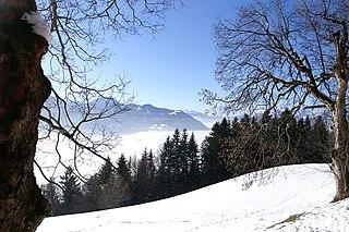 Dünserberg Place in Vorarlberg, Austria