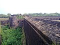 Wall of Fort Aguada, Goa.jpg