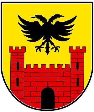 Freudenburg - Image: Wappen freudenburg