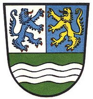 Alsenz - Image: Wappen alsenz