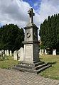 War Memorial, All Saints Church, Botley - geograph.org.uk - 212767.jpg