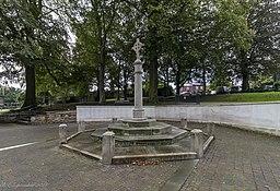War Memorial Gateway To Astley Park-5