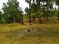 Warburtons Bridge camping ground @ Castlemaine Diggings National Heritage Park - panoramio.jpg