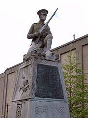 A memorial to the Irish War of Independence