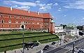 Warszawa, Zamek i Pałac Pod Blacha.JPG