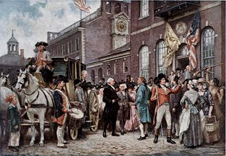 Second inauguration of George Washington