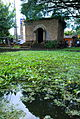 Wat Chet Yot 12 Mondop and Mucalinda pond.JPG