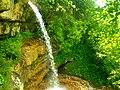 Waterfall in Shahdag National Park.jpg