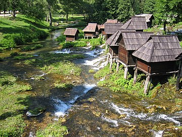 Watermill - Simple English Wikipedia, the free encyclopedia