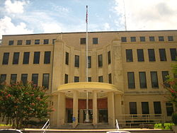 Webster Parish Courthouse, LA