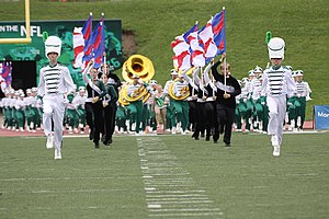 Eastern Michigan Eagles - EMU Marching Band