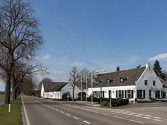 Well, Limburg - Image: Well, auberge de Grote Waaij foto 5 2016 03 26 13.23