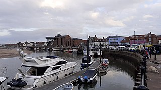 Wells-next-the-Sea Town and port in Norfolk, England